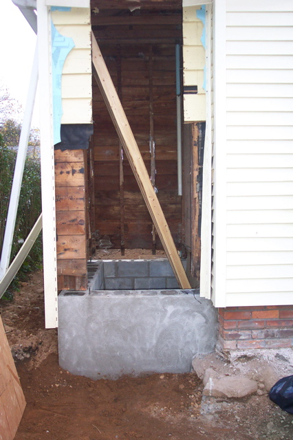 mudroom repair