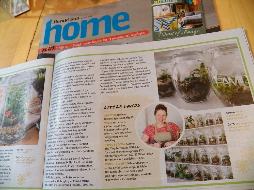 herald-sun home magazine