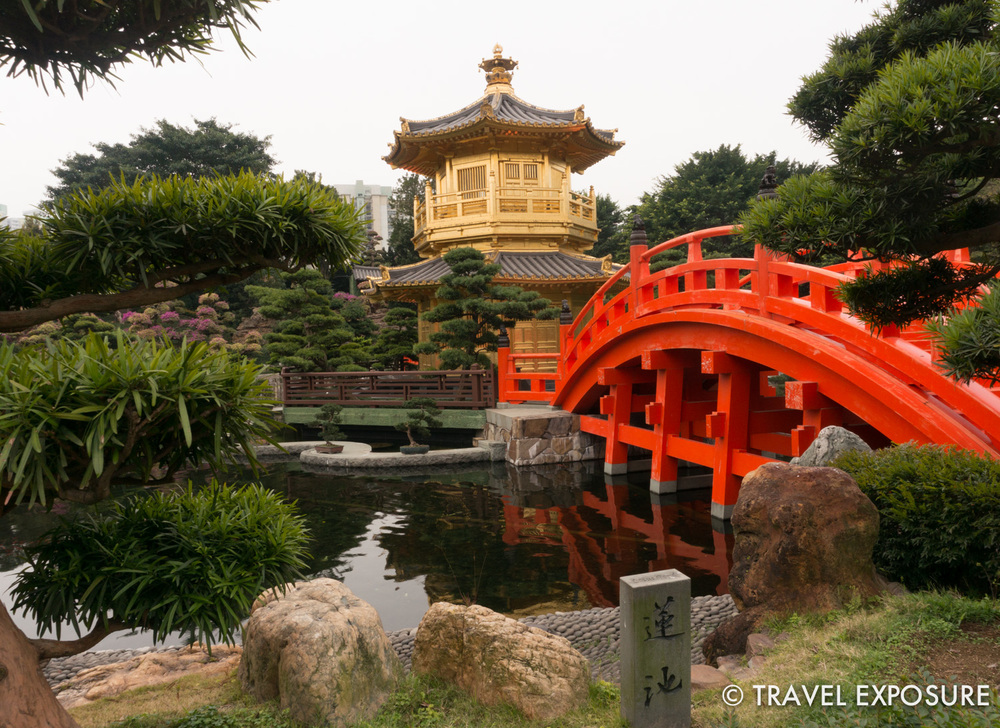 We also enjoyed a stroll through the Nan Lian Garden, a beautiful Chinese gardenbuilt in the classical style of the Tang Dynasty.