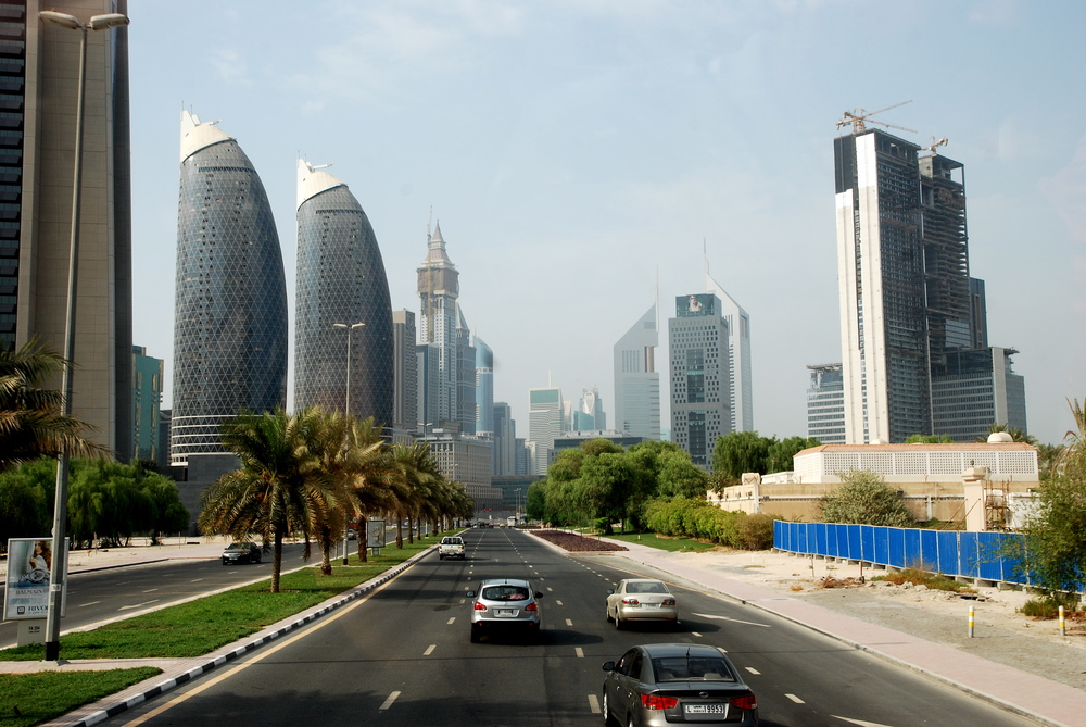 """Dubai, August 2011"" by Mispahn"