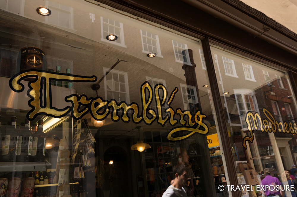 Enjoyed a fine cider beer at this cool place in York, England