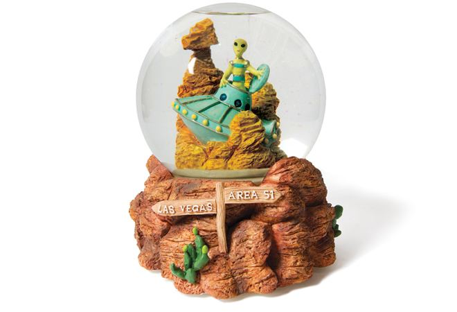 Let it Snow: Corbin Bernson's Snow Globe Collection