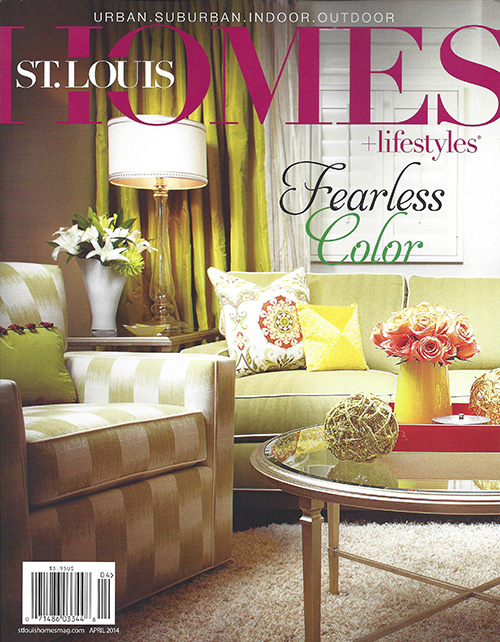 April 2014 Modern & Masculine Designer: S&K Interiors