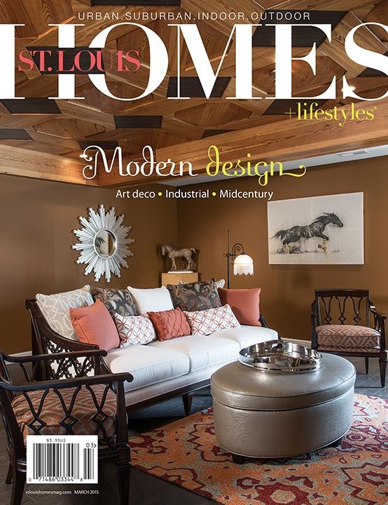 March 2015 Allure of Glamour Designer: S&K Interiors