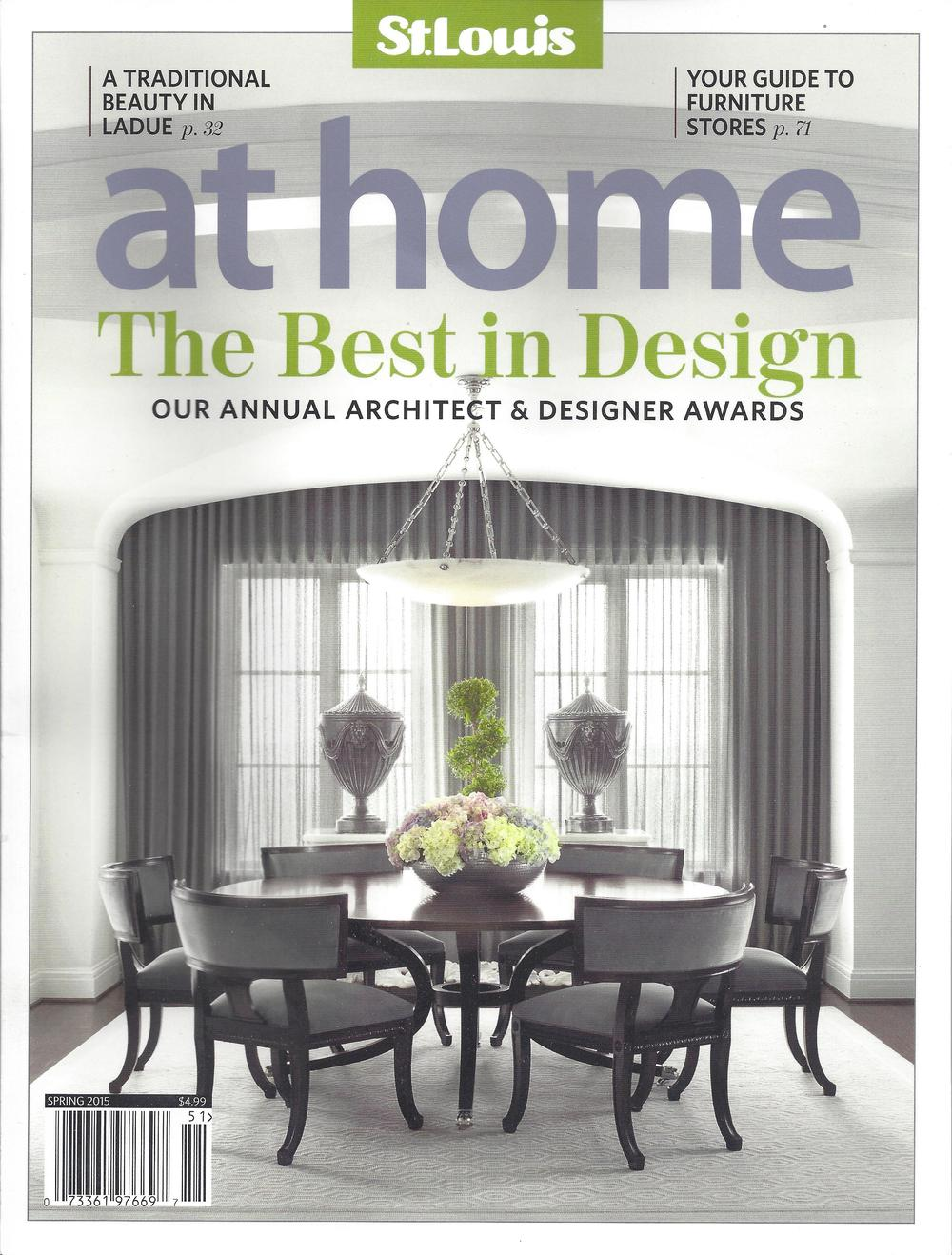 Spring 2015 Architect & Design Award - Children's Room Designer: Joni Spear Interior Design