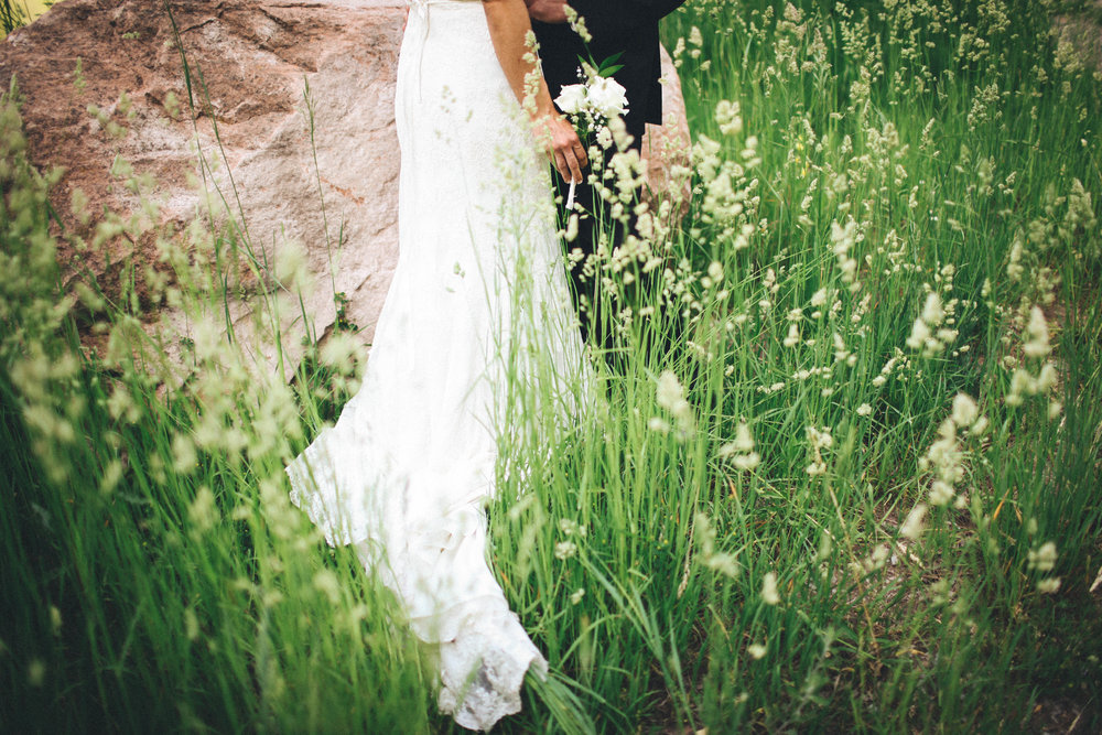 Jason & Michelle | Lyons, CO Wedding