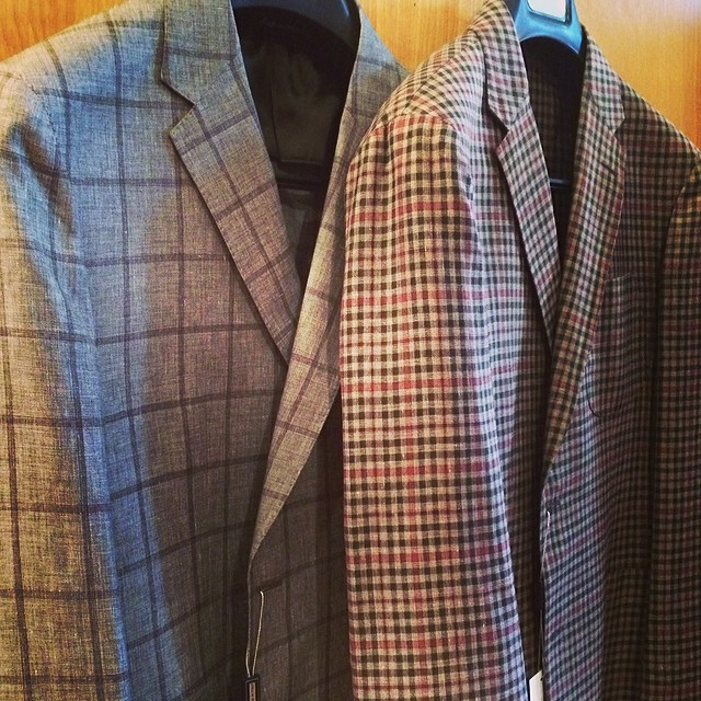I should probably start showing some of the clothing.... #menswear #kc