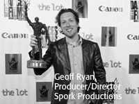 Geoff Ryan, Producer/Director