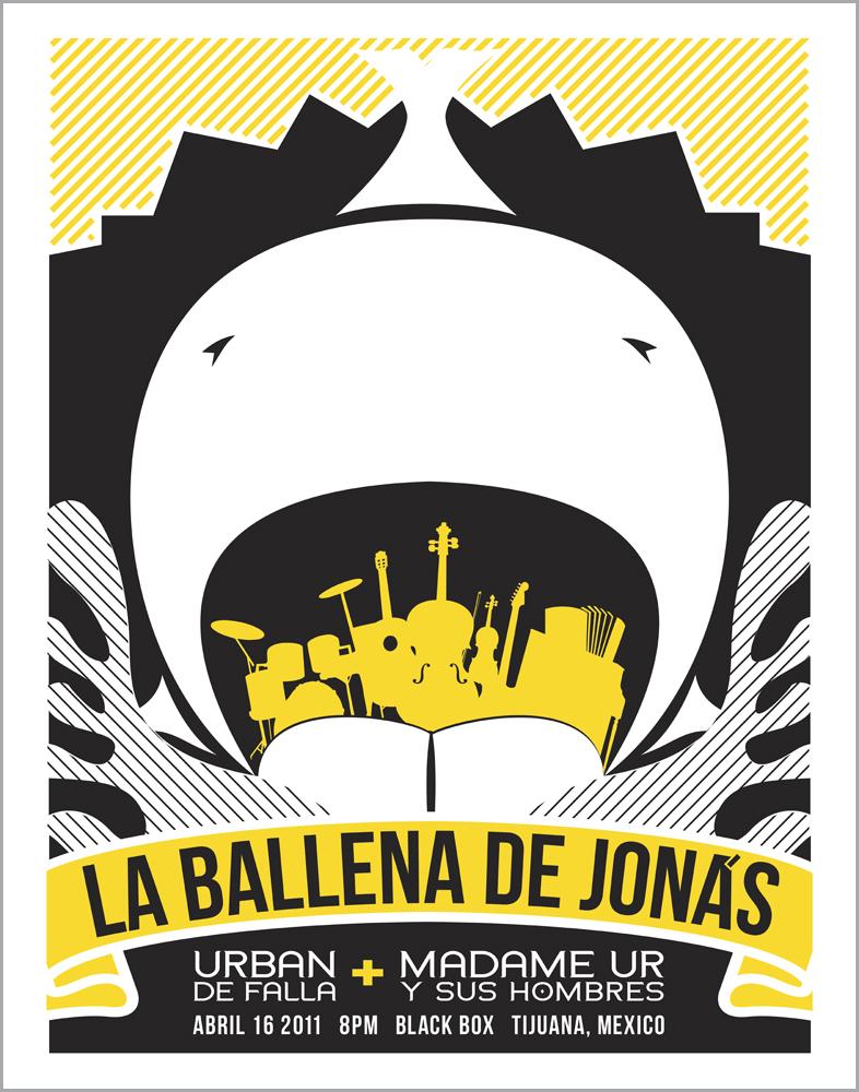 La Ballena de Jonás Concert