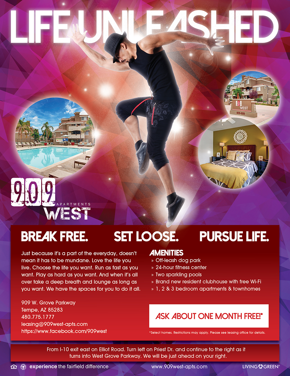 Life Unleashed Flyer - 3