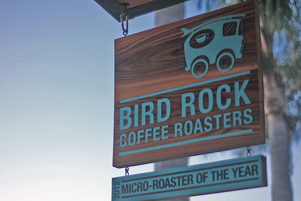 Bird Rock Coffee Roasters were named micro-roaster of the year in 2012. Photo by Jared Armijo-Wardle.