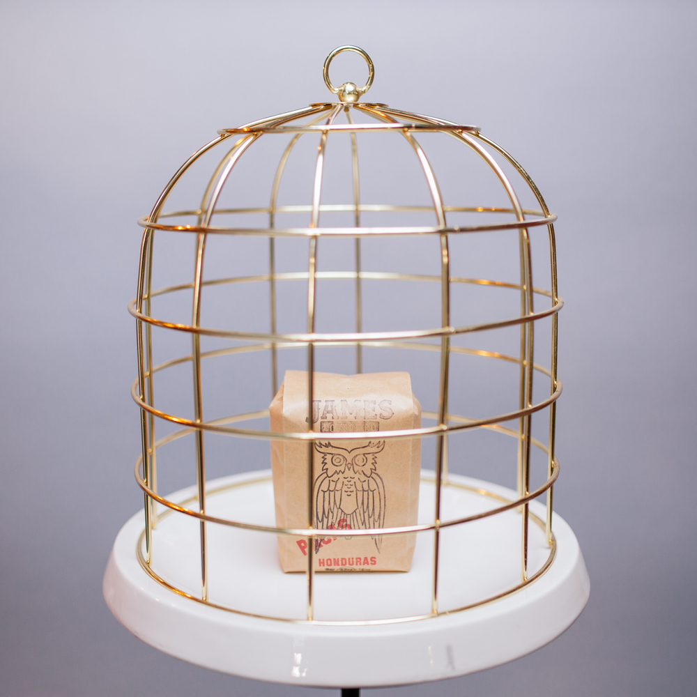 Italian Bird Cage: $225. Photo by Julie Rings.