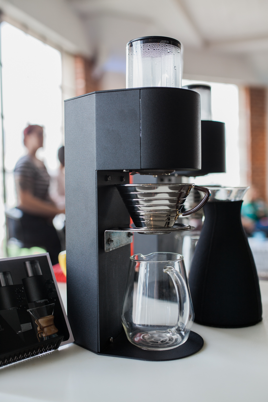 SP9 Chemex Brewer by Marco. Photo by Julie Rings.