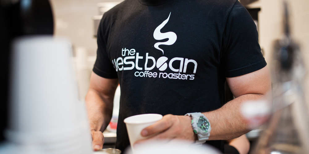 The WestBean Coffee Roasters located at Liberty Public Market. Photo by Julie Rings