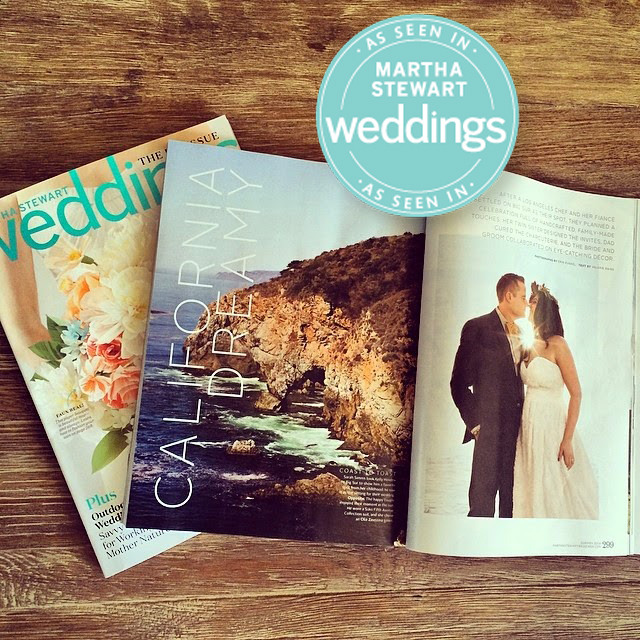 Martha Stewart Weddings Magazine   JUNE 2014 .>> The DIY ISSUE