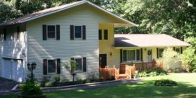A spacious country home on 1.86 acres in the Chenango Valley school district.
