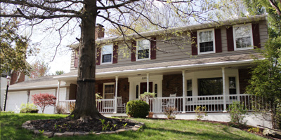5 bedrooms in this home just minutes from Binghamton University.