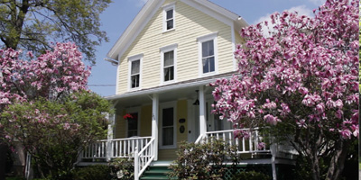 A historic home on Binghamton's West Side that's been lovingly updated and maintained!