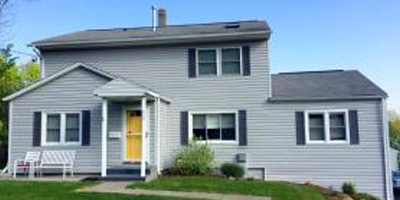 A lovely 2-story with modern updates throughout and a perfect back yard for the Summer.