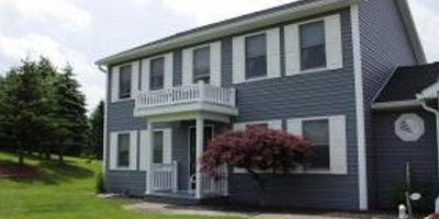 A wonderful home on 5 acres with some of the best views around.
