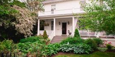 A beautiful historic home on Binghamton's West Side with cultivated gardens and modern updates.