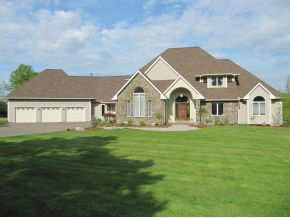 A fabulous contemporary on over 7 scenic acres!