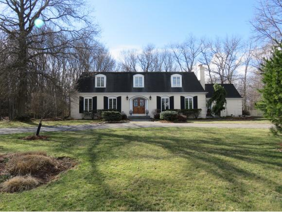 Stunning home remodeled with high-end finishes on over 2.5 acres overlooking the valley.