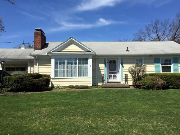 A picture perfect ranch on a beautiful lot on Binghamton's West Side
