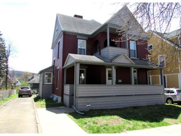 A completely renovated grand home on Binghamton's West Side. 4-5 bedrooms and 4 full luxury baths.