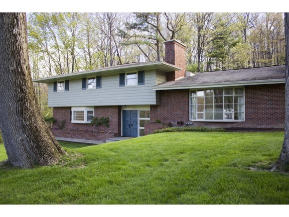 A spacious classic split-level on over 3.5 acres with low taxes.
