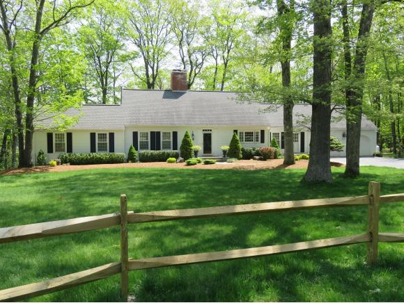 A tranquil, elegant ranch on its own private cul-de-sac close to Binghamton University.