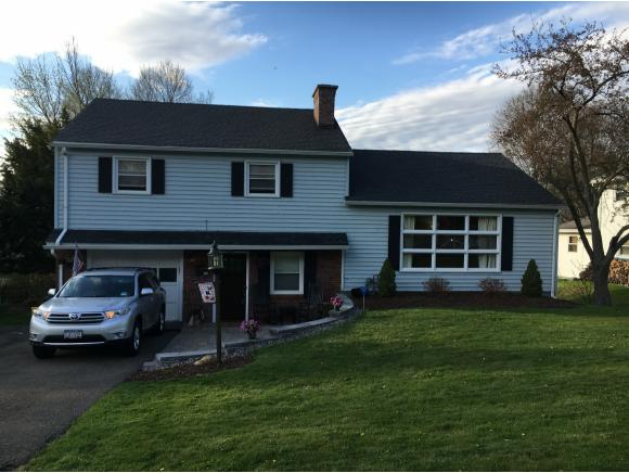 A nice split-level with many updates and 2 blocks from the park.