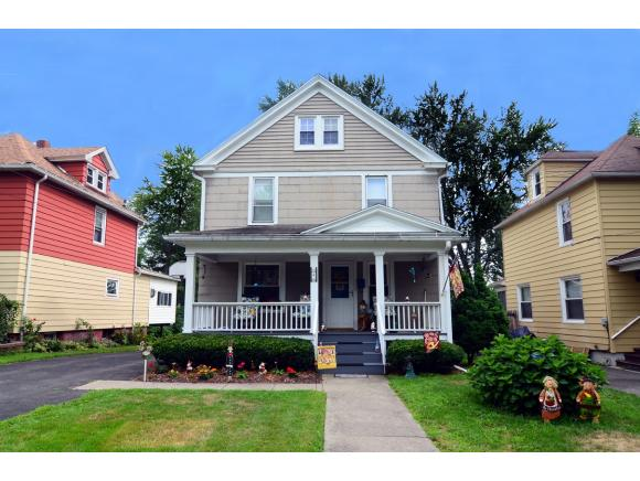 A well-maintained and updated home in a cozy East Side neighborhood.