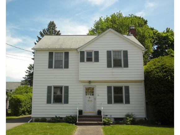 A beautiful classic 2-story on Binghamton's West Side.