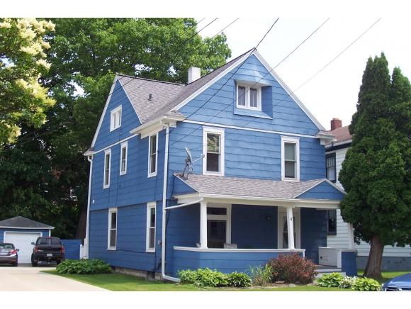 A well-maintained classic home on the East Side.