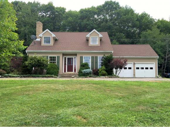 A picture-prefect Cape Cod on nearly 10 acres.