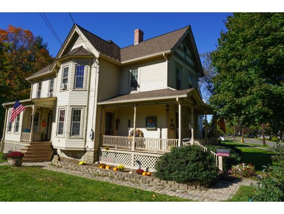 A historic home in the heart of the village of Owego full of new renovations.