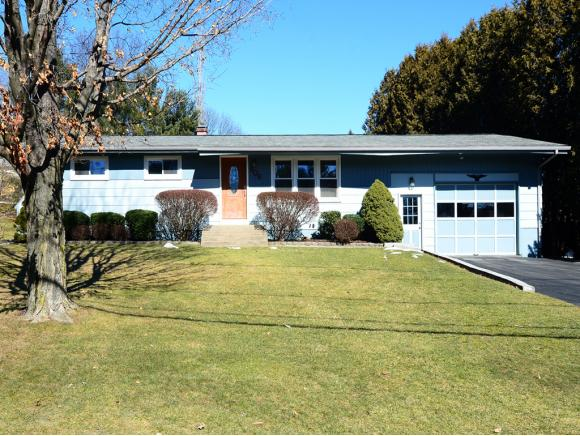A well-maintained Ranch on a half-acre lot close to Highland Park.