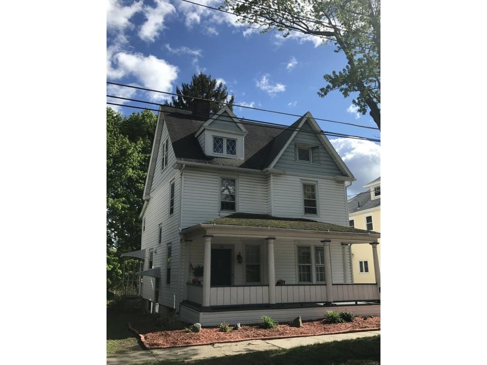A classic 2-story home in the heart of the West Side of Binghamton.