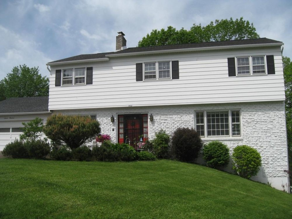 A beautiful 2-story with views, fruit trees, and a short drive to Binghamton University.