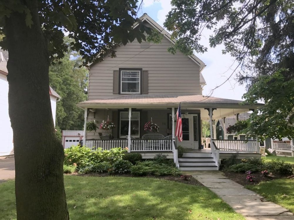 A beautiful and fully renovated historic home in the heart of the Village of Owego.