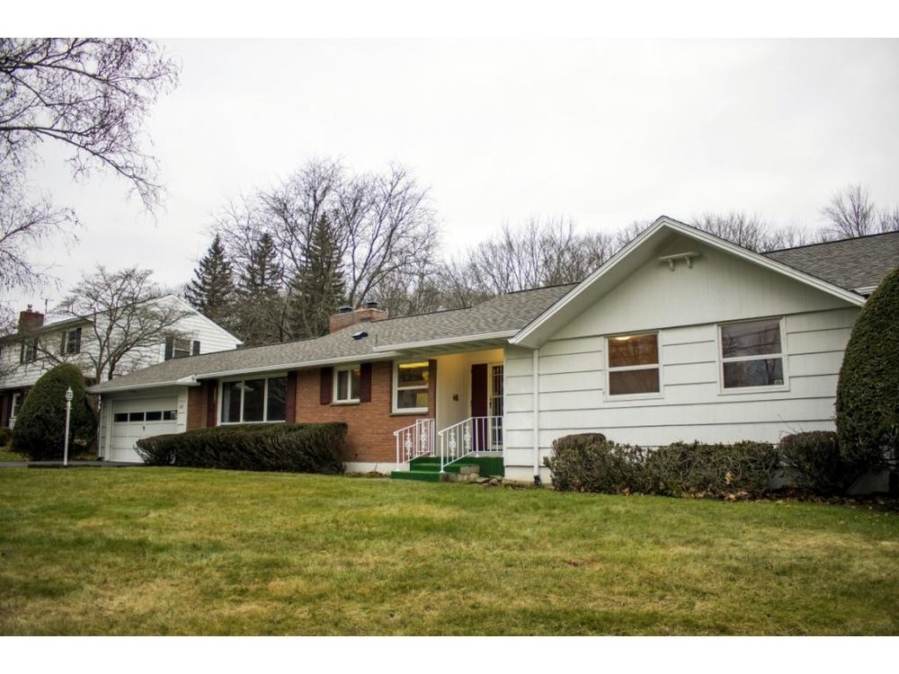 A spacious Ranch close to Binghamton University and loaded with updates including a new roof and granite kitchen!