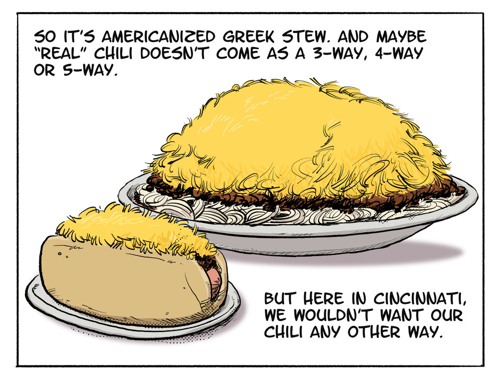 The History of Cincinnati Chili