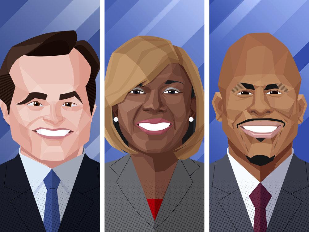 Cincinnati's Mayoral Candidates