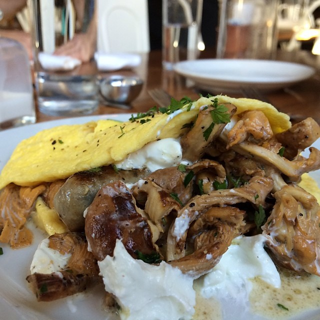 Brunch at Tasty n Alder. #pdx #brunch #portlandivore