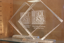 100 BEST AWARD