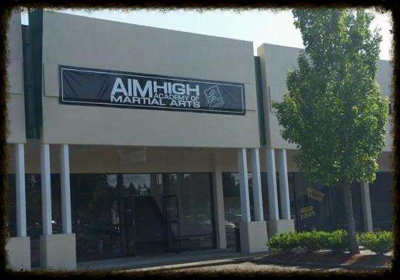 Aim High Academy of Martial Arts, In Gresham Oregon