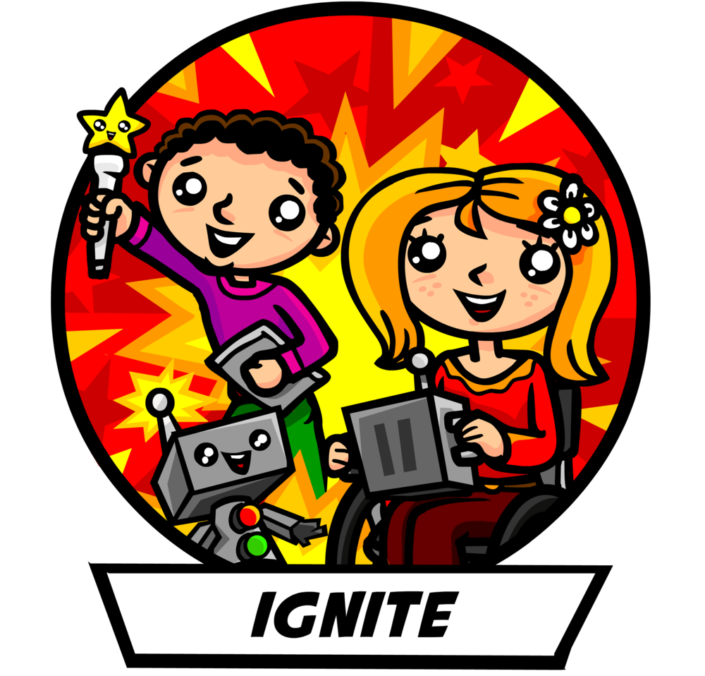 IGNITE is a brand new nonprofit model of education based on more than a year of partnership between the Aim High Foundation and LanguageCraft. Ignite is a cocurriculum program designed and supervised by Speech-Language Pathologists and Applied-Behavior Analysts, that affords kids a chance to participate in fun, custom-tailored activities that allows them to learn and grow while helping others to do the same.   Click here for more information!