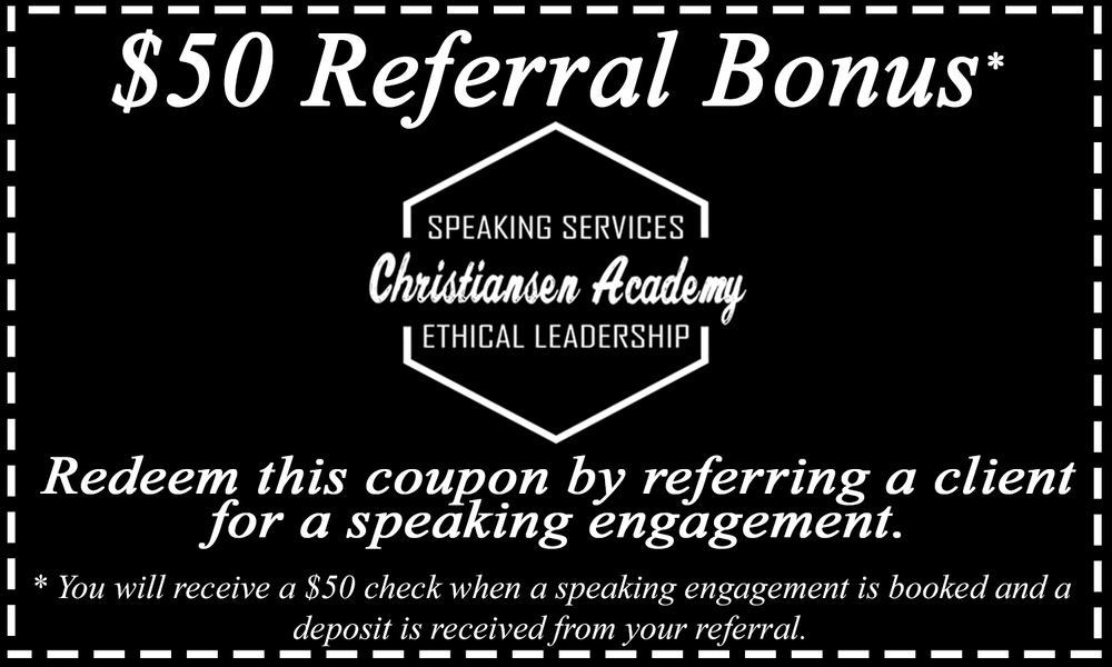 referral coupon