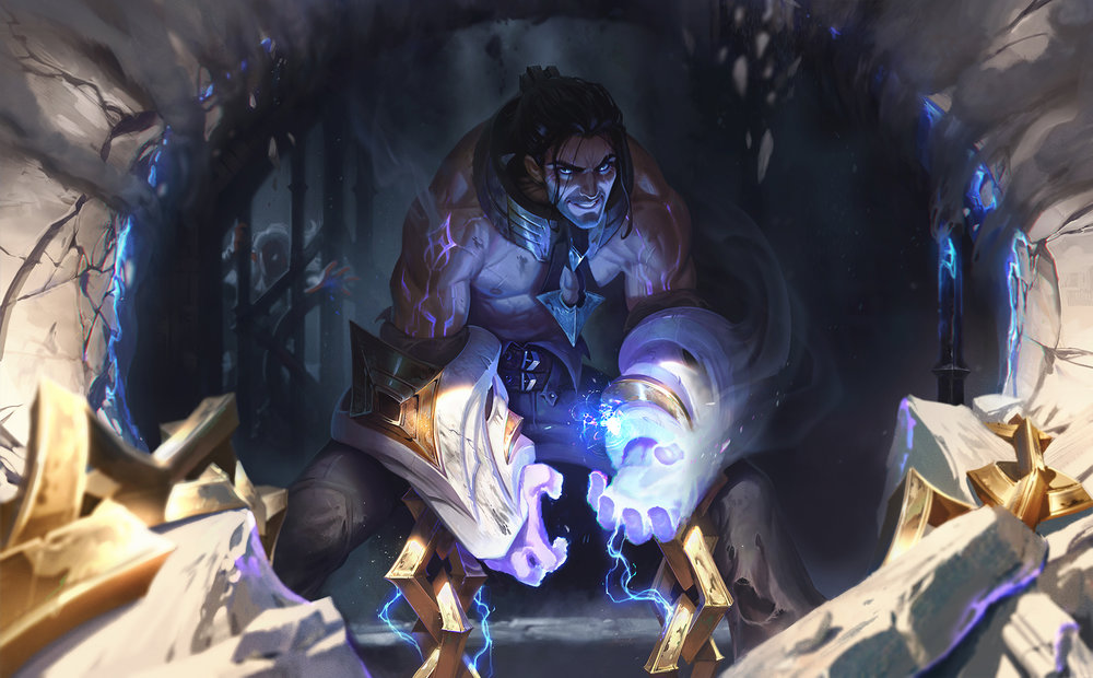Sylas, the Unshackled